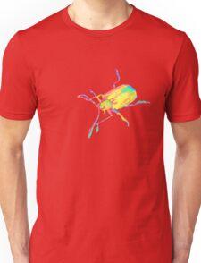 Dogbane leaf beetle - PSYCHEDELIC Unisex T-Shirt