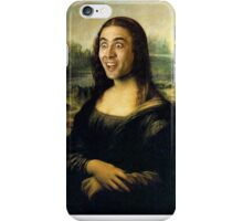 Gioconda iPhone Case/Skin