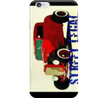 HOT ROD - STREET LEGAL iPhone Case/Skin