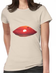 Dawn in the South third series Womens Fitted T-Shirt