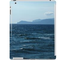 Deep Blue iPad Case/Skin