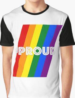 #PROUD Graphic T-Shirt