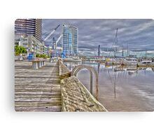 Docklands, Melbourne Canvas Print