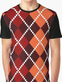 Retro colorful old fashion argile Design Graphic T-Shirt