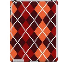 Retro colorful old fashion argile Design iPad Case/Skin