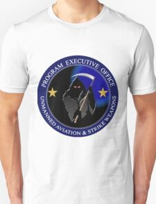 Unmanned Aviation and Strike Weapons Logo T-Shirt