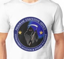 Unmanned Aviation and Strike Weapons Logo Unisex T-Shirt