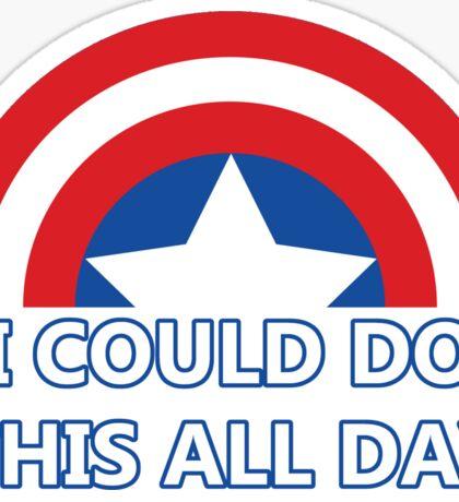 All Day Sticker