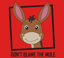DON'T BLAME THE MULE One Piece - Short Sleeve