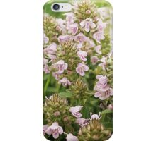 wildflowers iPhone Case/Skin