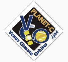 "Venus Climate Orbiter ""AKATSUKI"" Kids Tee"