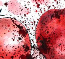 Pomegranates Sticker
