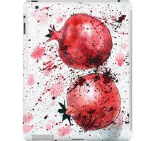 Pomegranates iPad Case/Skin