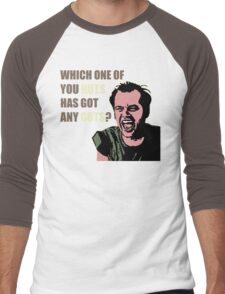 One Flew Over The Cuckoo's Nest Men's Baseball ¾ T-Shirt