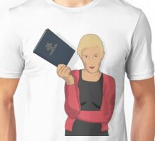SISTER IN ZION Unisex T-Shirt