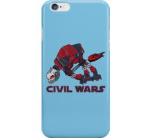 """Like when they were on the snow planet"" (Text) iPhone Case/Skin"