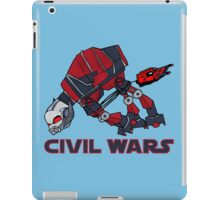 """""""Like when they were on the snow planet"""" (Text) iPad Case/Skin"""
