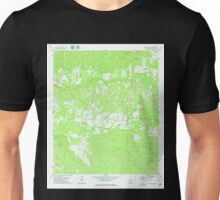USGS TOPO Map Alabama AL Sweet Water 305150 1978 24000 Unisex T-Shirt