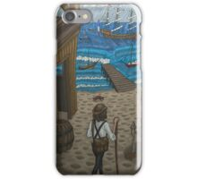 The Meridian Quest Part I:  the Mysteries of the Voynich Manuscript iPhone Case/Skin