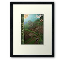 The Meridian Quest: Part II, Goddess of the Mountain Framed Print