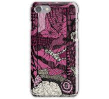 Red Beryl iPhone Case/Skin