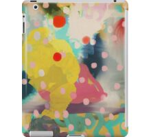 Abstract Art Chaos Contemporary Modern Art iPad Case/Skin