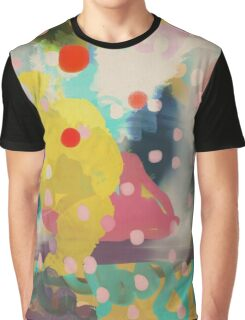 Abstract Art Chaos Contemporary Modern Art Graphic T-Shirt