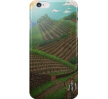 The Meridian Quest: Part II, Goddess of the Mountain iPhone Case/Skin