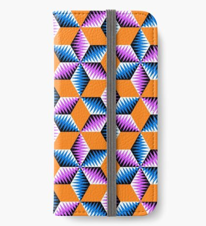 Samba iPhone Wallet/Case/Skin