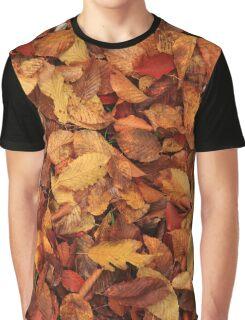 Autumn Blanket Graphic T-Shirt