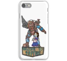 Little Sister + Big Daddy iPhone Case/Skin