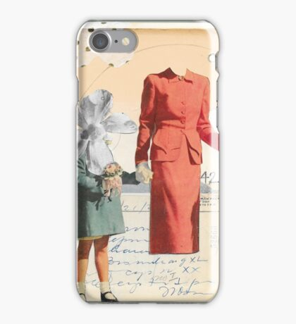 Be There iPhone Case/Skin