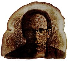 Lawrence Krauss Miracle Toast Photographic Print