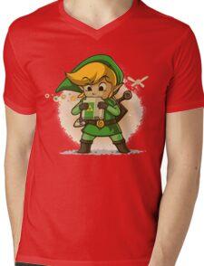 The Legend Of Zelda Mens V-Neck T-Shirt