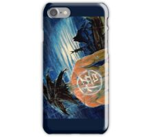 Fighting Goku iPhone Case/Skin