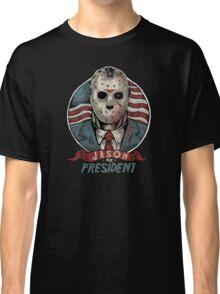 Jason For President Classic T-Shirt