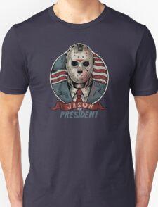 Jason For President T-Shirt