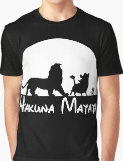 Lion King - Hakuna Matata Graphic T-Shirt
