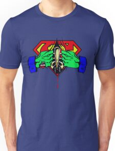 The Heart of a Hero Unisex T-Shirt