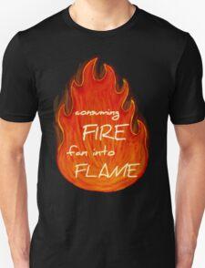 Consuming Fire Unisex T-Shirt