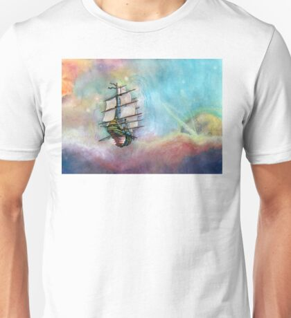 Mike's Tall Ship Unisex T-Shirt