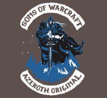 Sons of Warcraft - Azeroth Original One Piece - Short Sleeve