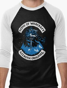 Sons of Warcraft - Azeroth Original Men's Baseball ¾ T-Shirt