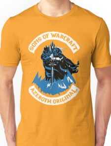 Sons of Warcraft - Azeroth Original Unisex T-Shirt