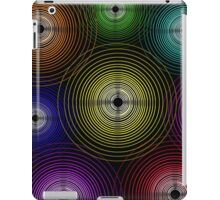 Lumo Wire Spiral iPad Case/Skin