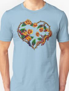 Rodimus & Roses Unisex T-Shirt