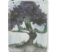 Purple Tree iPad Case/Skin