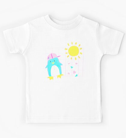 Penny Penguin! Kids Tee