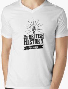 The British History Podcast Retro style Mens V-Neck T-Shirt