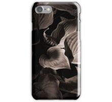 Streaming Through the Trees iPhone Case/Skin